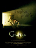 Affiche Coraline - Posters + photos + trailer