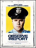 Observe and report - fiche film