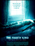 Affiche The fourth kind : Milla Jovovich rencontre le 4e type