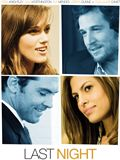 Last night - un drame sentimental avec Guillaume Canet et Keira Knightley