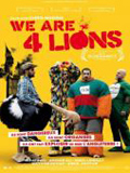 We are 4 lions / We are four lions - le test DVD