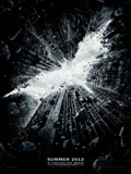 The Dark Knight Rises - première affiche teaser US