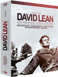 Affiche Coffret David Lean - le test DVD