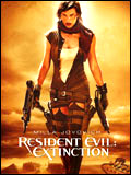 Resident evil : extinction - la critique
