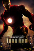 Box-office avril 2008, Iron Man met le feu !