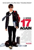 17 ans encore (Seventeen again) - poster + photos