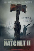Hatchet 2 (Butcher 2) - le trailer et l'affiche