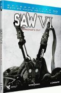 Saw 6 - le test blu-ray