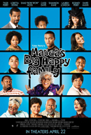 Affiche Tyler's Perry Madea's big happy family