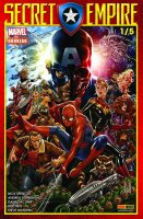 Secret Empire n°1 - la chronique BD