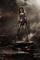 SDCC 2014 - Batman V Superman : premier visuel de Gal Gagot en Wonder Woman