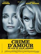 Crime d'amour - le test DVD
