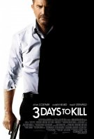 3 Days to Kill - Kevin Costner s'enflamme pour Paris, extraits et making-of