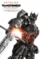 Transformers : The Last Knight - la critique du film