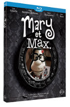 Affiche Mary et Max. - le test blu-ray