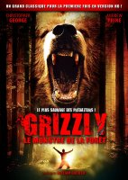 Grizzly, le monstre de la forêt - la critique + test blu-ray