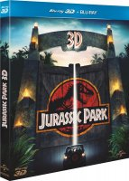 Jurassic Park 3D disponible en Blu-ray le 3 septembre 2013