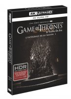 Game of Thrones sort enfin en Ultra HD 4K avec une foison de bonus
