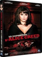 La disparition d'Alice Creed - le test DVD