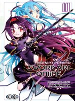Sword Art OnLine, Mother's Rosario T1 - la chronique BD