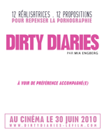 Dirty Diaries - la critique