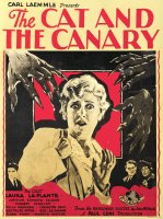 The Cat and the Canary (La volonté du mort) - la critique + le test DVD