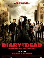Diary of the dead (Chronique des morts vivants) - Test blu-ray