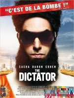 The Dictator - la critique