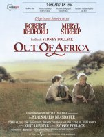 Out of Africa - Souvenirs d'Afrique - Sydney Pollack - critique