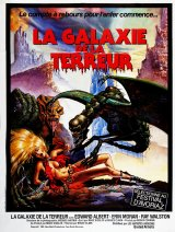 La galaxie de la terreur - la critique du film + le test DVD