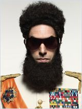 Affiche The Dictator - Borat rencontre Saddam Hussein