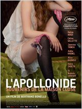 L'Apollonide - souvenirs de la maison close - La critique