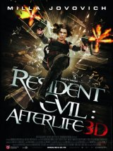 Resident Evil : Afterlife 3D - la critique