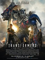 Transformers L'âge de l'extinction - la critique du film