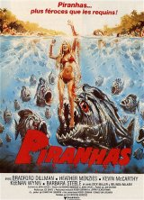 Piranhas - la critique