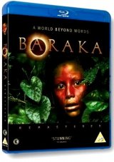 Baraka - le test blu-ray