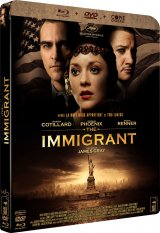 The Immigrant - le test blu-ray