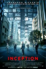 Inception - nouvelle affiche