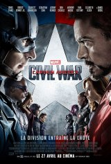 Captain America : Civil War - la critique du film