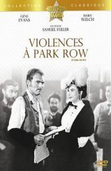 Violences à Park Row - la critique du film et le test DVD