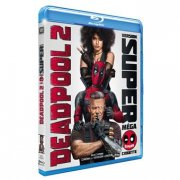 Deadpool 2 - le test Blu Ray