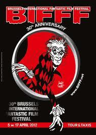 Affiche BIFFF 2012 : le programme de la 30ème édition