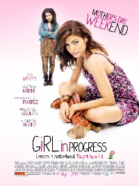 Affiche Girl in Progress, Eva Mendes donne le sein