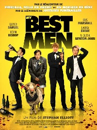 Affiche My best men - la critique