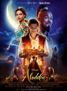 Box-office du 29 mai au 4 juin 2019 : Aladdin distance la concurrence