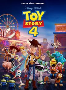 Toy Story 4 - Fiche Film