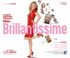 Box-office France : Michèle Laroque écrase la concurrence avec Brillantissime