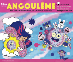 Festival International de la Bande Dessinée d'Angoulême 2021 : le palmarès officiel
