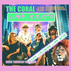 The Coral : Move through the dawn, un nouvel album mélodieux