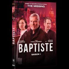 Baptiste - la critique de la série